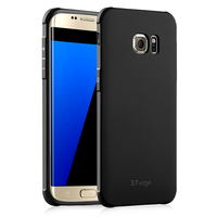 For Samsung Galaxy S7 Case High Quality Anti Knock Rubber Back Case Cover For Samsung Galaxy