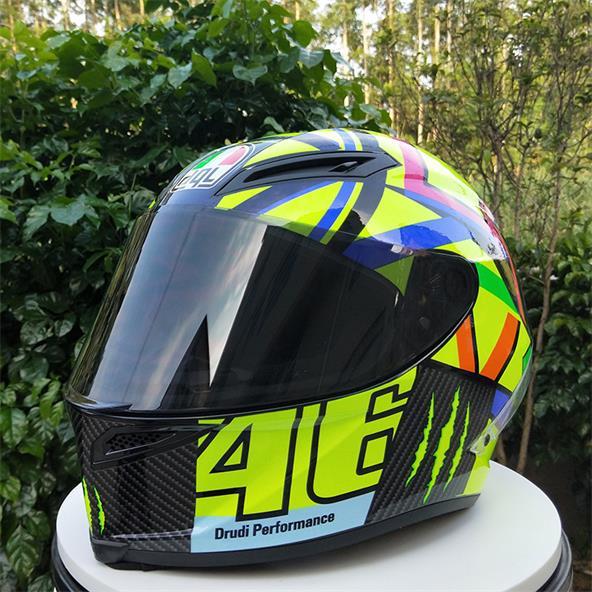 2019 nouveau dql casque de moto homme équitation voiture quatre saisons cool casque de moto