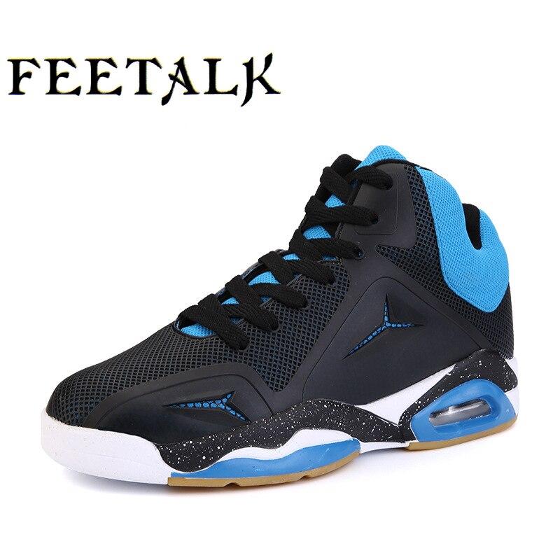 fef0341381 Homens tênis athletic de basquete athletic tênis sports tênis anti slip  botas de ebeb0d