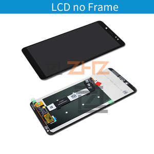 Image 5 - Original for Xiaomi Redmi Note 5 Pro LCD Display 10 Touch Screen Digitizer assembly With Frame for Redmi Note 5 LCD Repair Parts