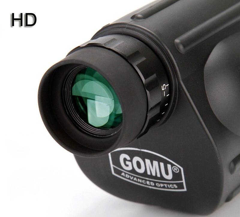 GOMU 13x50 durbin, suya davamlı teleskop məsafəsi sayğac tipli - Düşərgə və gəzinti - Fotoqrafiya 5
