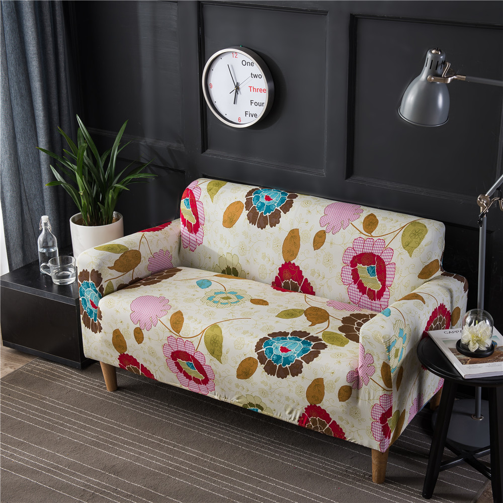 1 pc Modern Elastic Stretch Sofa Covers for Living Room Sofa Couch Slipcovers L Shape Armchair Cover 1 2 3 4 Seat capa de sofa in Sofa Cover from Home Garden