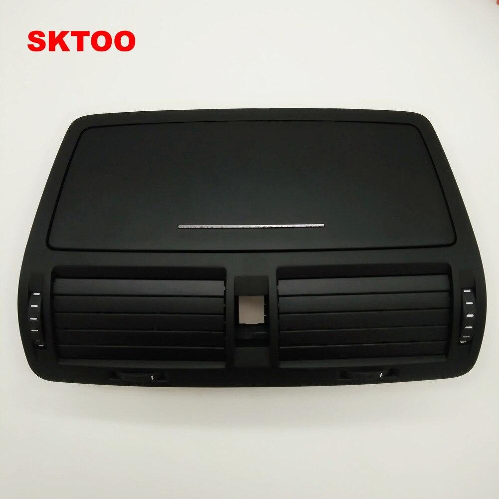 SKTOO Dashboard Center Console Air Vent Outlet Storage1Z0820951B 1Z0820951C 1Z0820951D Fit for Skoda Octavia MK2 2004 2013|center dashboard|center air vent|skoda octavia air vent - title=