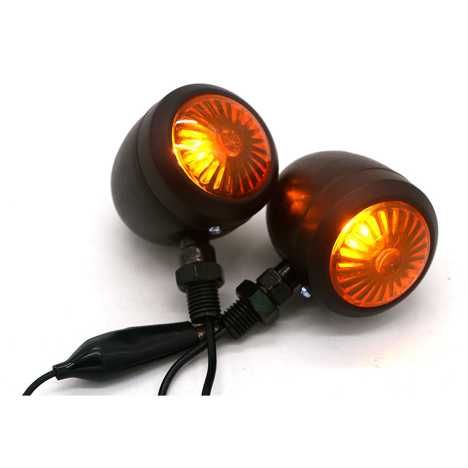 Motorcycle Modified Turn Signals Waterproof Turn Lights LED Direction Lamp Decorative Signal Lights|  - title=