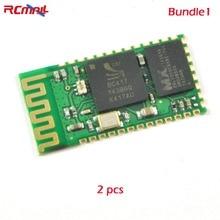 2/3/5/10 шт RCmall 2,4G GHz серийный Порты и разъёмы Bluetooth модуль HC-05 ведомый для gps приемник MCU FZ0190 DIYmall