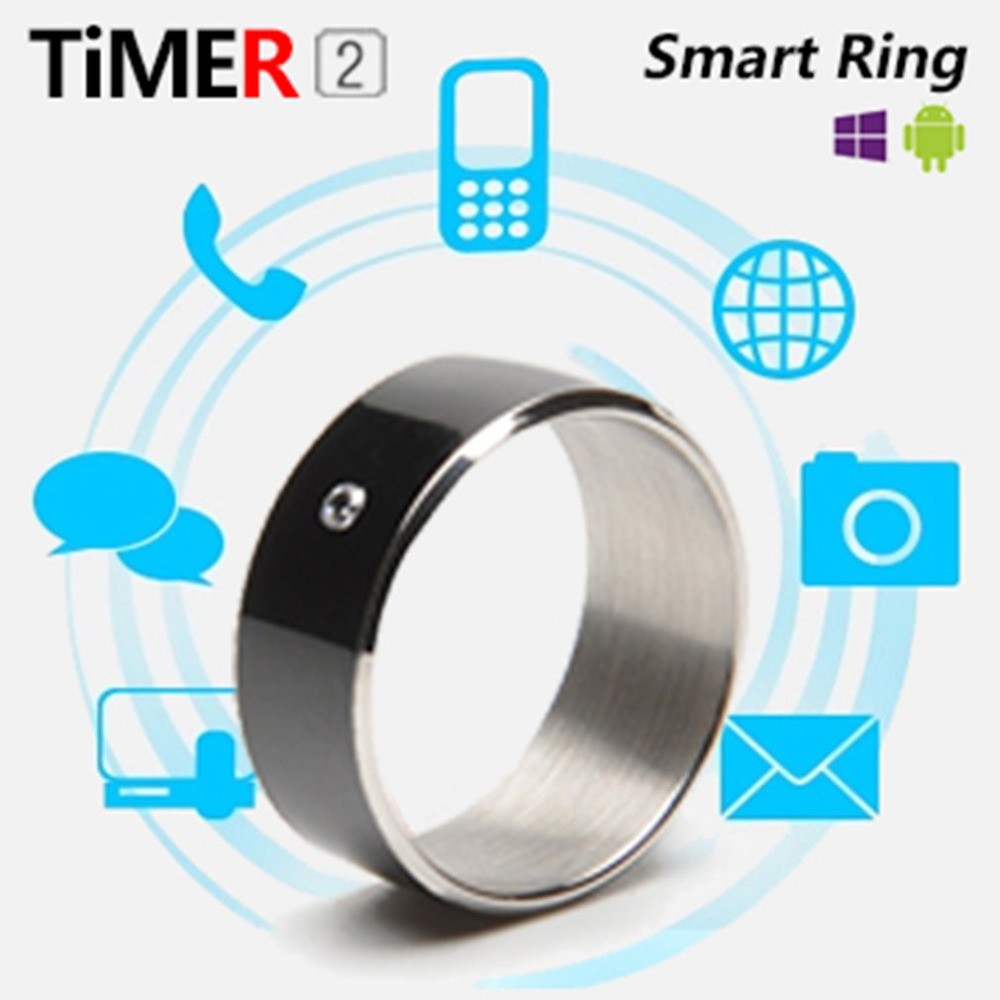 MJ2 Portable Waterproof Dust-proof NFC Chip Smart Finger Ring Band For Android MobilePhone Fashion Jewelry Ring for Message Push ...