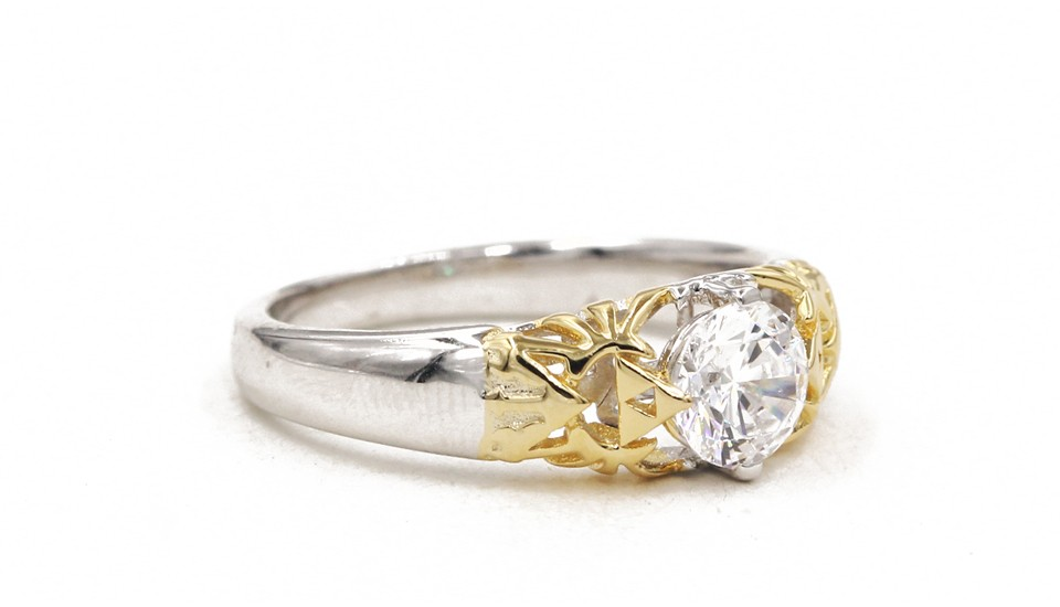 GZR0022-925S 0.8ct two-tone gold (8)