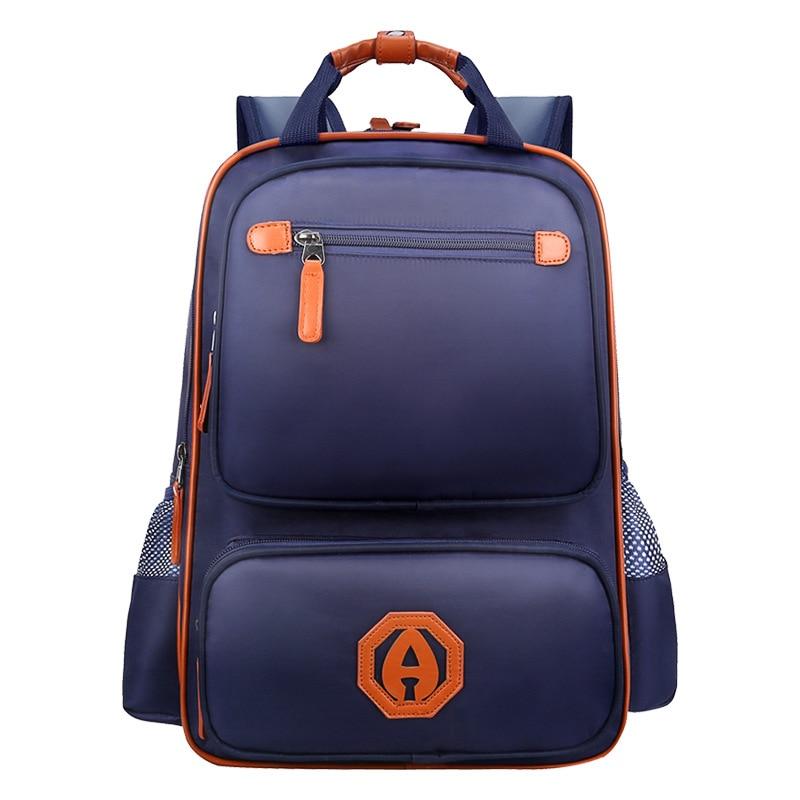 Waterproof Children School Bag Orthopedic Schoolbag Primary School Backpacks Boys Girls Kids Backpacks Kids Satchel Sac Enfant