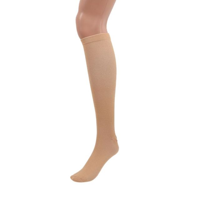 Oioninos Thigh-High 29-31CM Compression Stockings Pressure Nylon Varicose Vein Stocking Travel Leg Relief Pain Support
