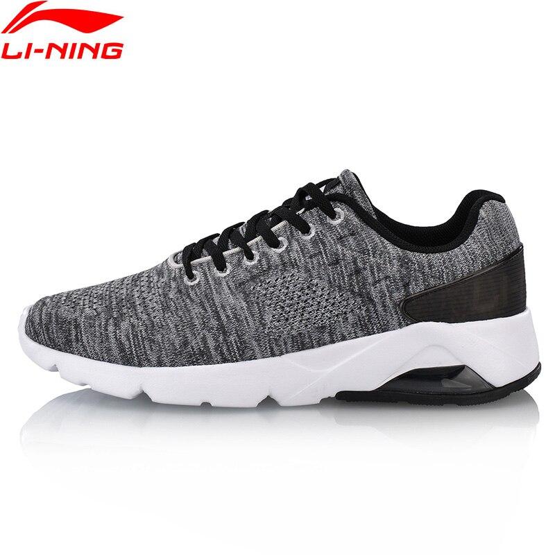 Li Ning Men BUBBLE ACE SC Classic Lifestyle Shoes Cushion Mono Yarn Breathable LiNing Sport Shoes
