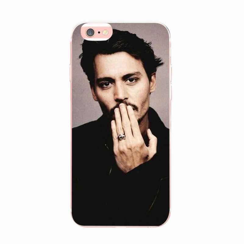 MaiYaCa ジョニー · デップ iphone X XS XR ため XSMax 8 8 プラスケース Apple の iphone 5 5s SE 6 6 プラス 7 7 プラス電話 coque シェルケース