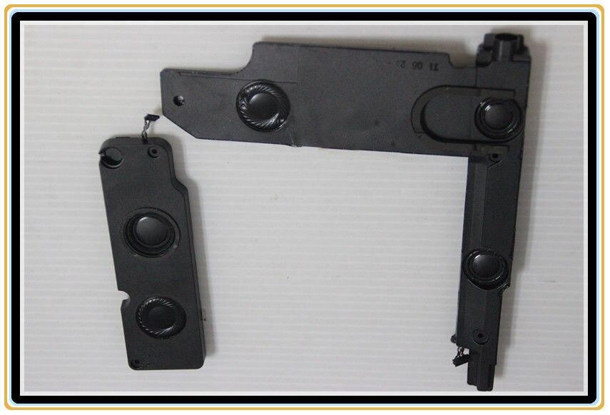 Bilgisayar ve Ofis'ten Ses Kartları'de Orijinal ücretsiz kargo APPLE macbook pro 17 ''A1297 MC725 MC226 024 2011 sol ve sağ dahili hoparlör.