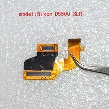 להתחבר טוגו לוח האם CCD/חיישן תמונת COMS D5500 כבל ראשי חלקי ניקון SLR