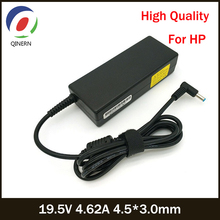 19.5V 4.62A 90W 4.5*3.0mm AC Laptop Charger Power Adapter For HP