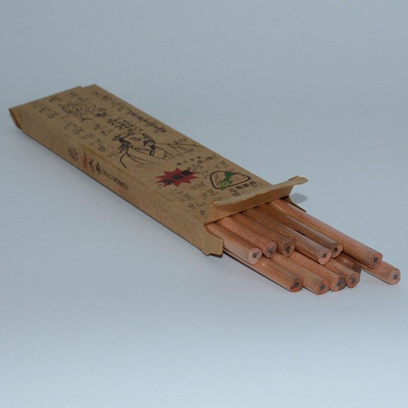 Lapices Pencil Escritorio Lapiz Hb Matite Chinese Lapis Escolar Papelaria Criativa Potlood Bleistift Wooden Drawing Novelty