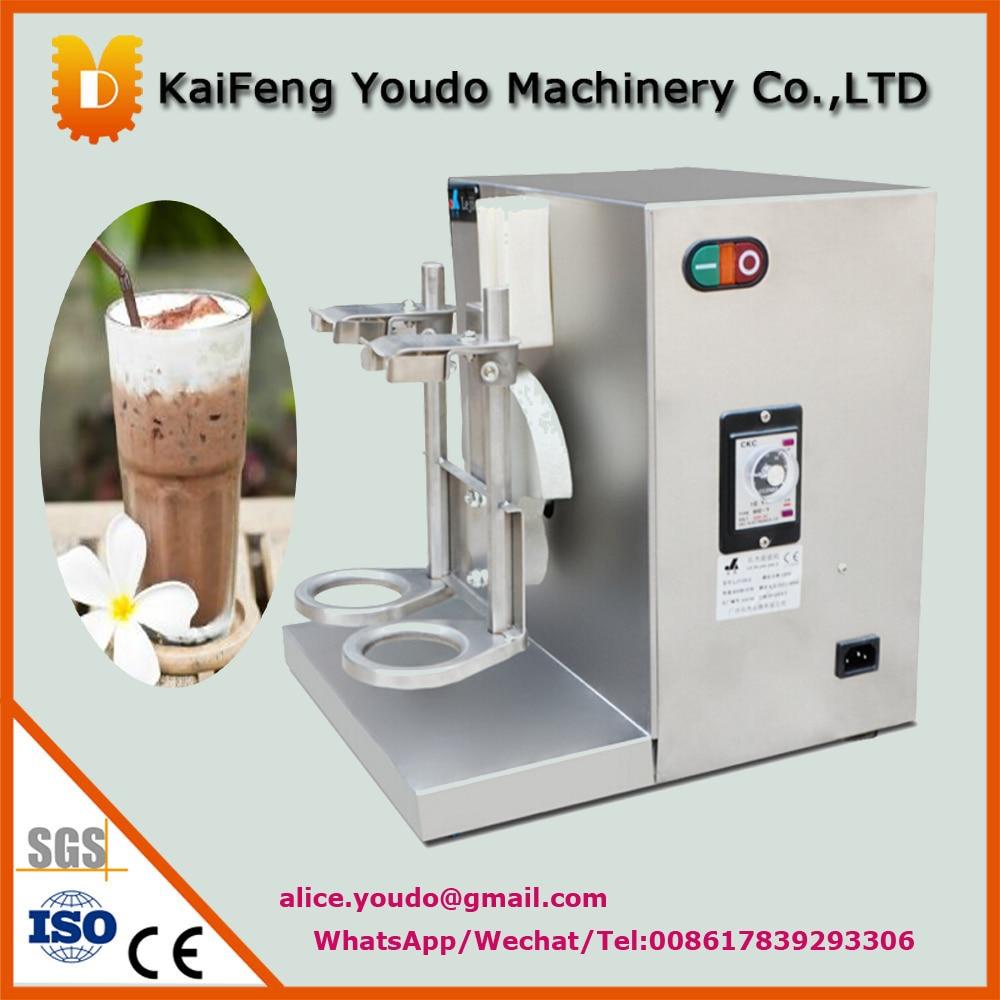 Electric milk shake machine/bubble tea shaking machine/commercial tea shaker edtid new high quality small commercial ice machine household ice machine tea milk shop