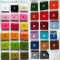 Choose Color 5MM Thick Felt Non-woven Felt 90X45cm For Home DIY Handmade Felt Bag Material Fabric Cloth