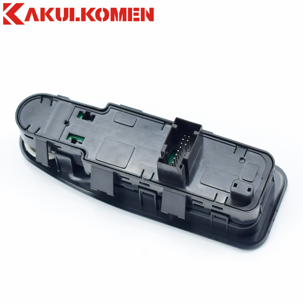 For Peugeot Expert Fiat Scudo Drivers Side Master Electric Window Switch 6554Zj