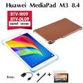 Para huawei mediapad m3 shell proteção do telefone móvel shell btv-W09/DL09 8.4-polegadas tablet invólucro caso tablet de volta cobrir