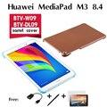 Para huawei mediapad m3 teléfono móvil shell protección shell btv-W09/DL09 tableta de 8.4 pulgadas cubierta de la tableta caso trasero cubierta