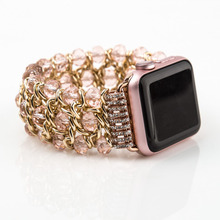 Fashion Chain Replacement Bracelet iWatch  42mm 38mm