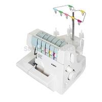 1PC Sewing Machine 855 Line Hemming Zigzag Stretch Sewing Machine 857 Overlock Machine With English Manual