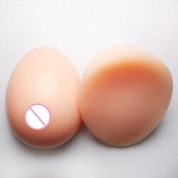 VITA Hot Koop 4100g water-drop type siliconen Borstprothesen Nep Borsten Voor Crossdresser Postoperatieve Drag Queen Travestiet