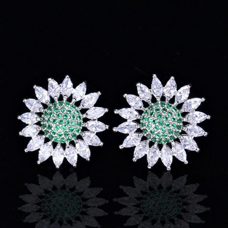 Sunflower Stud Earrings6