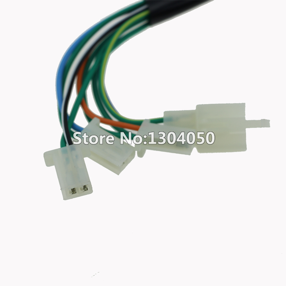 quad wiring harness 70cc 110cc chinese electric start 50cc 90cc loom 125cc atv pit bike go kart in motorbike ingition from automobiles motorcycles on  [ 1000 x 1000 Pixel ]