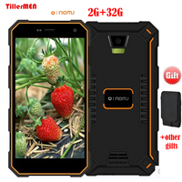 2 GB RAM 32 GB ROM Oinom V18H IP68 Wasserdicht 5 zoll 13MP 4G LTE smartphone Android 5.1 5000 mAh Quad Core MTK6735 Handy s10
