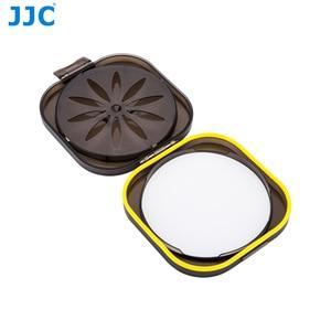 Image 2 - JJC 카메라 UV CPL 케이스 렌즈 필터 보호기 방수 37/40. 5/43/46/49/52/58/62/67/72/77/82mm 필터 방습 상자