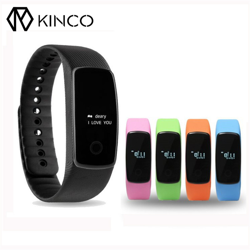 M9 Smart Watch Heart Rate Monitor Step Counter Message Reminder Waterproof Distance Measurement Wristbands for IOS