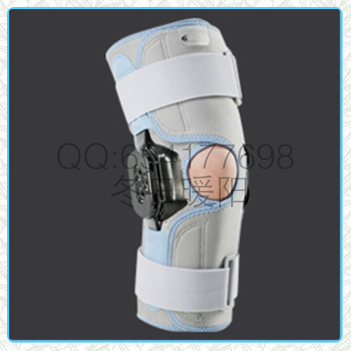 Medical hinged kneepad fitted brace kneepad Fracture brace for leg or hand wristbands long wrist thumb brace support stabilizer brace 3 aluminum splint inside scaphoid fracture