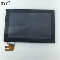 LCD Display Panel Screen Monitor Touch Screen Digitizer Glass Assembly For ASUS TF300 TF300TG TF300T TF300TL
