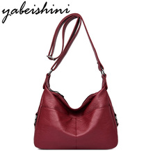 Sac A main women leather Top-handle bags handbags women famous brands female casual crossbody shoulder bag Tote for girls 2019