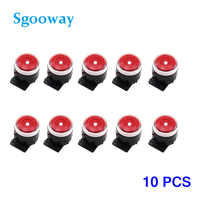 Sgooway 5v 12V wired siren 10 pieces 120 db for alarm system Free shipping