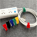 4 PC multifuncional 20 cm * 2 cm Magia Fabricante de Computador PC TV Cable Ties Organizador Gestão Titular Cintas/laço de fita mágica