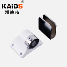 KAIDS Fire door  magnetic Zinc alloy glass suction