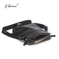 J Quinn Shoulder Bags For Men Crossbody Handbag High Quality Genuine Leather Male Travel Men S