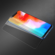 Купить с кэшбэком 9H Tempered Glass for Xiaomi Mi A1 A2 Mi 8 SE Mi 8 lite Screen Protector Toughened Protective Film for Xiaomi mi 5X 6X MIX 2/2S
