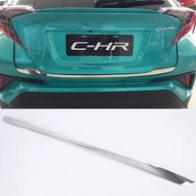 STYLING TRUNK C-HR STEEL