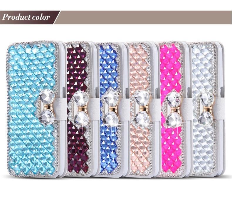 Luxus Diamond Hülle für iPhone 5 6 6s plus Strass Handyhülle - Handy-Zubehör und Ersatzteile - Foto 6
