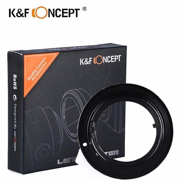 K & F CONCEITO Anel Adaptador de Lente Para Nikon G AF-S Lens para Canon 5D Mark ii 30D 40D 50D 60D 70D 700D 500D 1000D 1100D 1200D