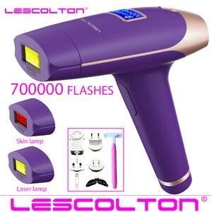 Image 3 - 2020 Nieuwe Lescolton 6in1 5in1 4in1 IPL Epilator Permanente Laser Ontharing T009i 1600000 Pulsen depilador een laser Photoepilator