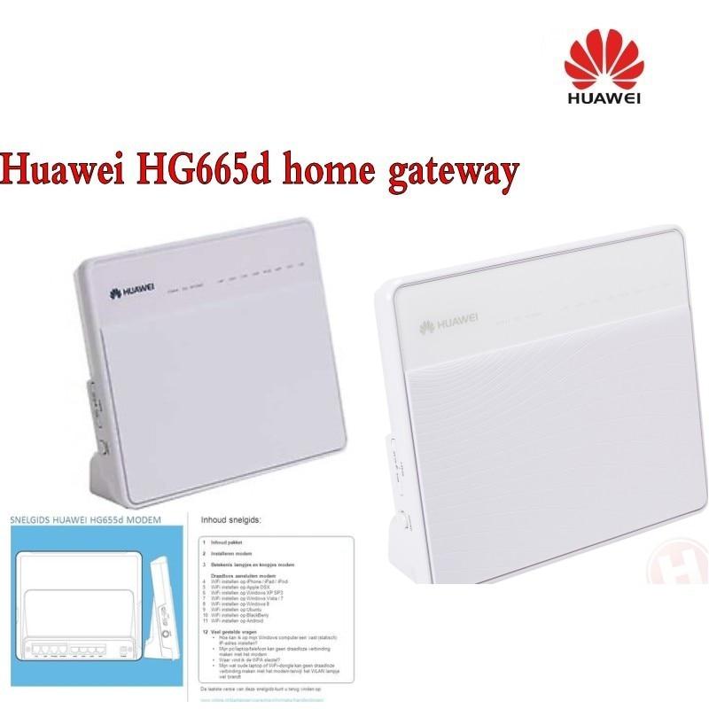 Huawei HG655d modem
