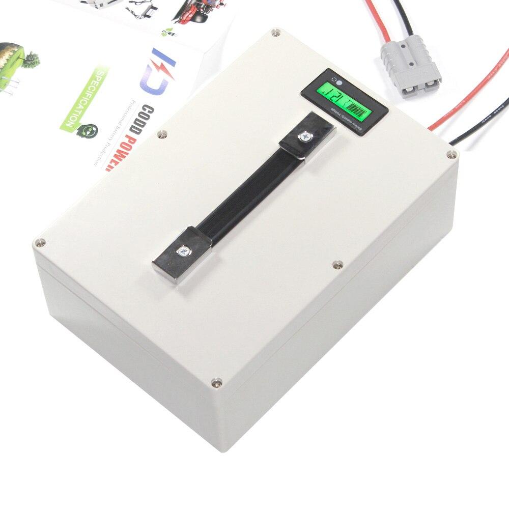 Batterie 52 V 1000 W 2000 W 51.8 V Li ion batterie