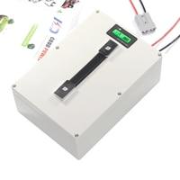 52 В Батарея Pack 1000 Вт 2000 Вт 51.8 В литий ионный аккумулятор