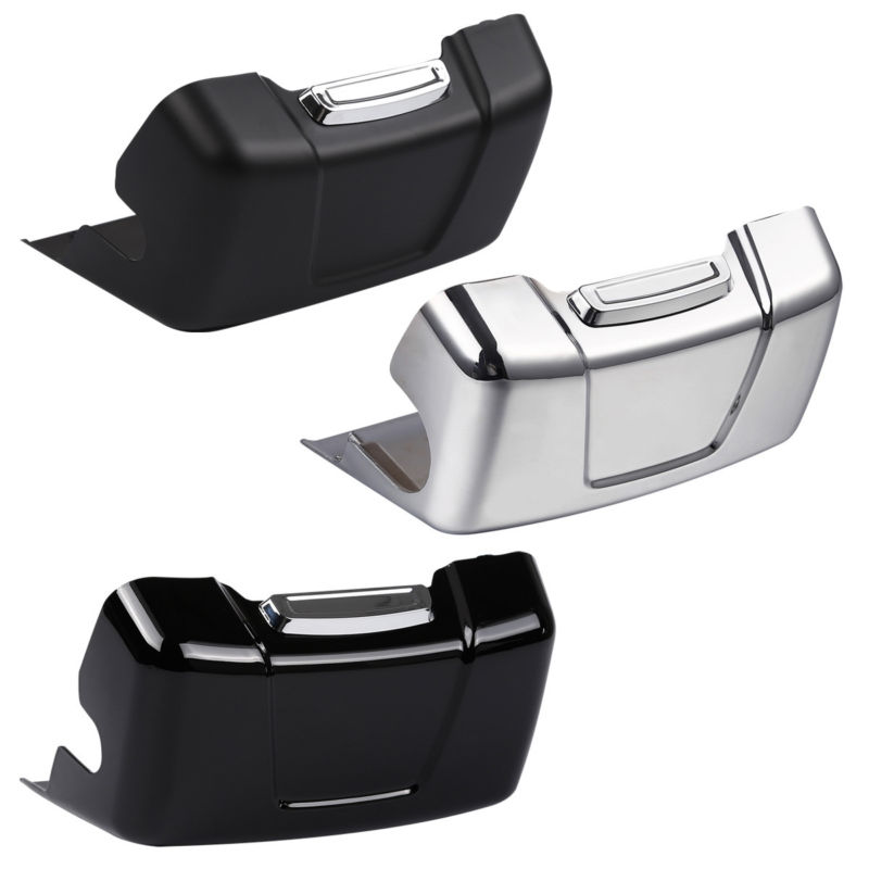 Chrome/Black Water Pump Cover For Harley Twin-Cooled FLHTCU FLHTK FLHTKSE FLTRU FLHTCUTG Electra Road Glide Ultra Limited 14-16 chrome tour pak speaker trim for harley electra glide ultra limited tri glide 14 16 flhtcu flhtk