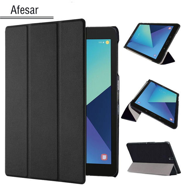 Afesar for Tab S3 9.7 SM T820 T825 Smart Cover Case, Slim Light Flip Folio Cover Stand Shell Case for Samsung Galaxy Tab S3 9.7'