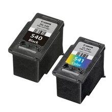 Haute Capacité pour Canon PG540 CL541 Noir & Couleur Cartouches D'encre PG-540 CL-541 Pour Canon MG2250 MG3150 MG4150 MX375 MX395